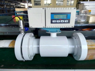 Pressure Metering Integration Magnetic Flow Meter