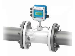 Pipe Ultrasonic Flow Meter