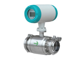 Sanitary Magnetic Flow Meter