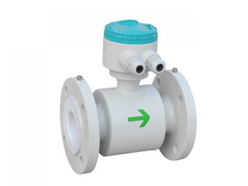 Remote Magnetic Flow Meter