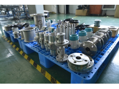 Turbine Flow Meter on Production