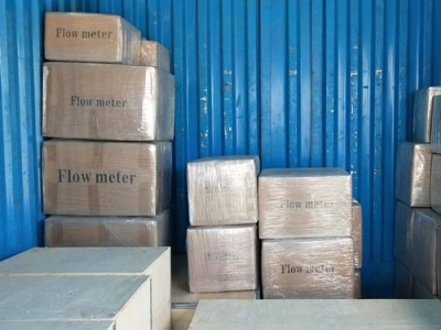 Large order for magnetic flow meter delivery