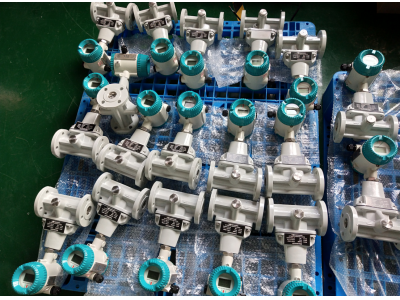 Large order for percession vortex flow meter