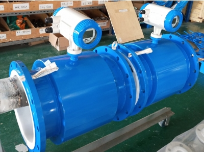 Customized color for magnetic flow meter