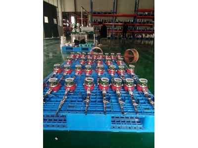 Insertion Thermal Mass Flow meter