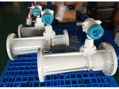Percession vortex flow meter for sale