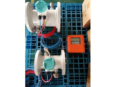 In line Ultrasonic Flow Meter